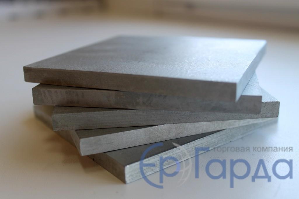 Молибденовый лист, молибденовая заготовка, молибденовая плита