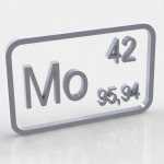 Химический элемент молибден, свойства молибдена, химический знак молибдена, химический символ молибдена, обозначение молибдена