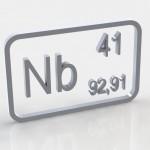 Химический элемент ниобий, свойства ниобия, химический знак ниобия, химический символ ниобия, обозначение ниобия
