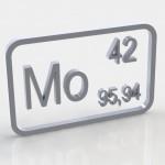 Молибден, свойства молибдена, химический знак молибдена, химический символ молибдена, обозначение молибдена