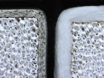 Пенокерамические фильтры VUKOPOR А